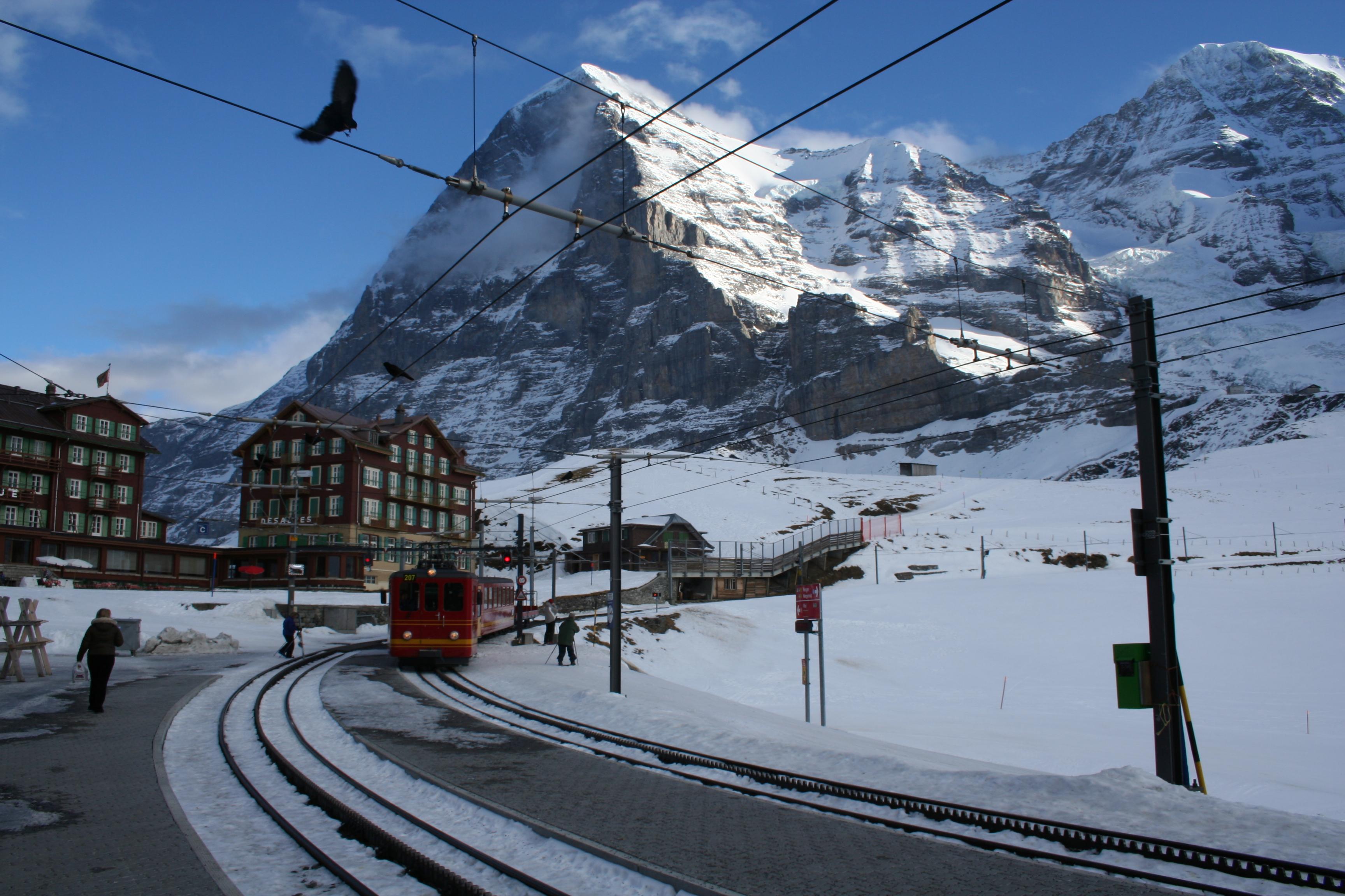 Jungfraujoch Switzerland Vagabondofthesoul